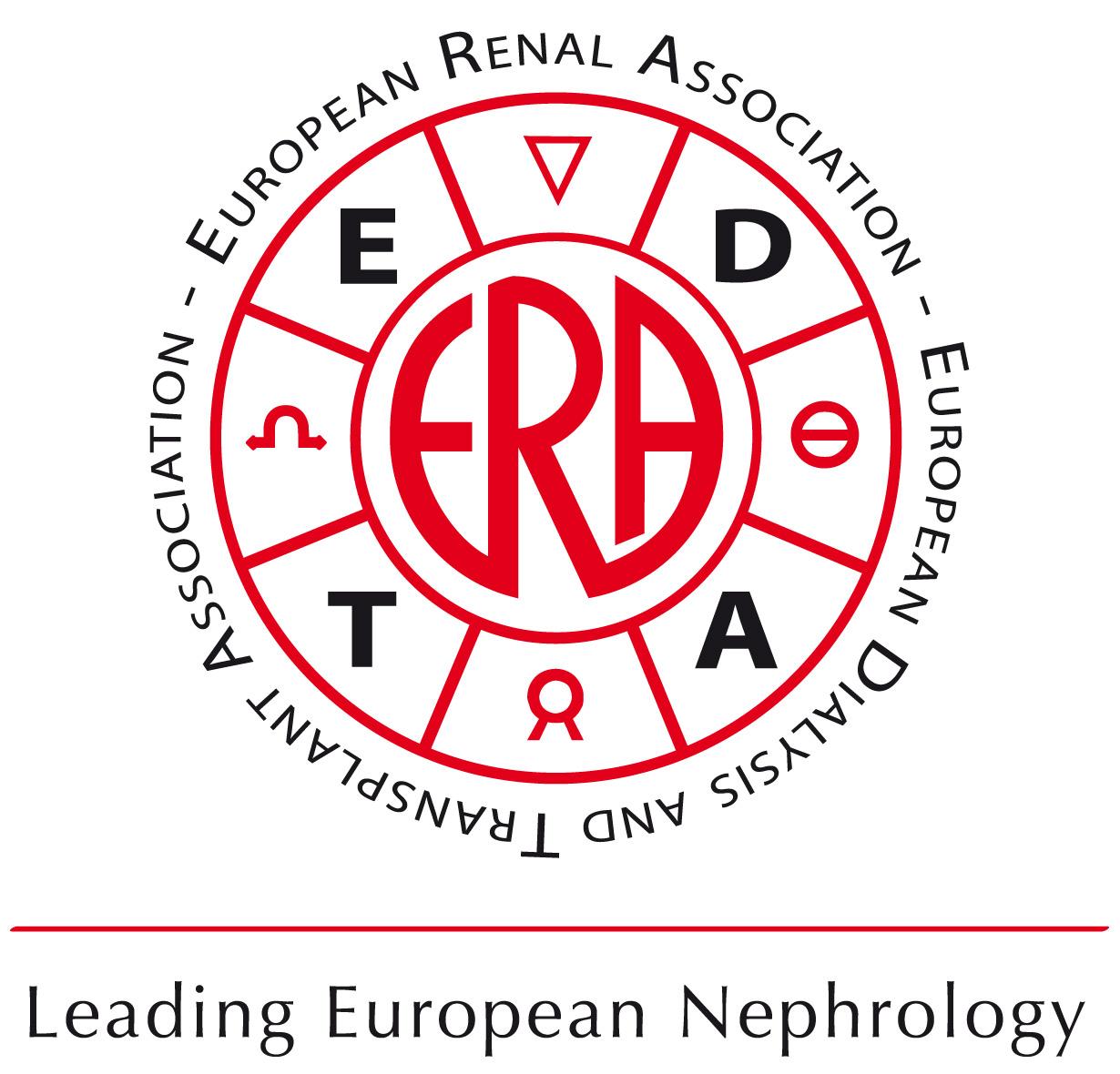 Logo ERA EDTA
